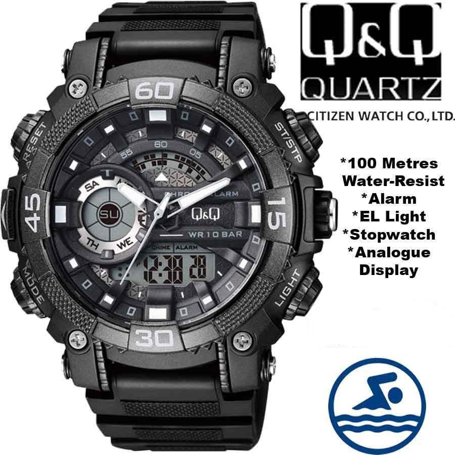 Мужские часы Q&Q GW87J001Y 1