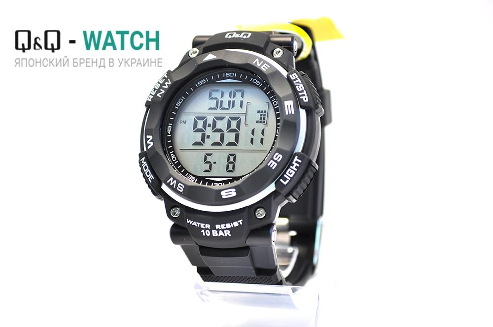 Мужские часы Q&Q M124J002Y 0