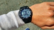 Мужские часы Q&Q M075J001Y 0