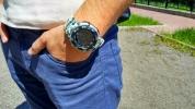 Мужские часы Q&Q M124J808Y 2