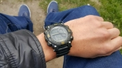 Мужские часы Q&Q M133J803Y 0
