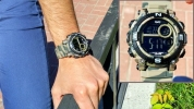 Мужские часы Q&Q M133J804Y 1
