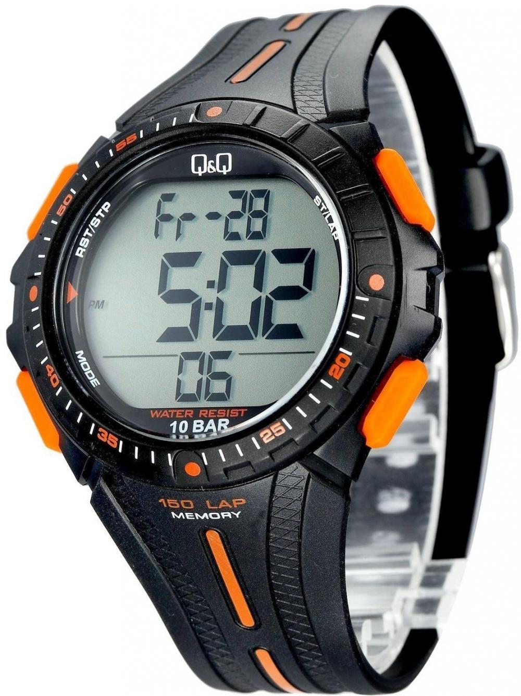 bde02815 Мужские наручные часы Q&Q M102J002Y в Киеве. Купить часы M102J002Y в ...