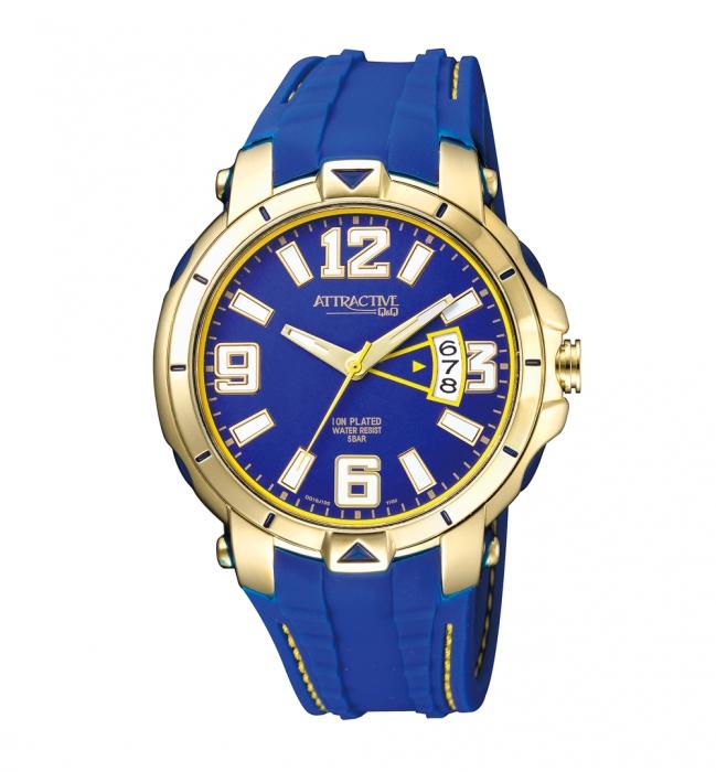 Мужские часы Q&Q DG16J105Y