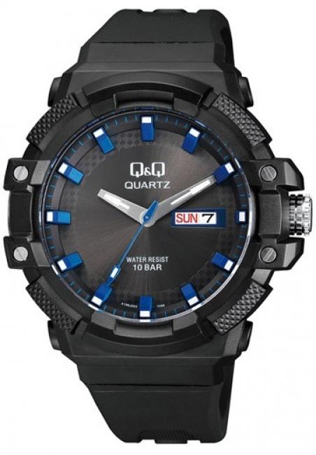Чоловічий годинник Q&Q A196J003Y