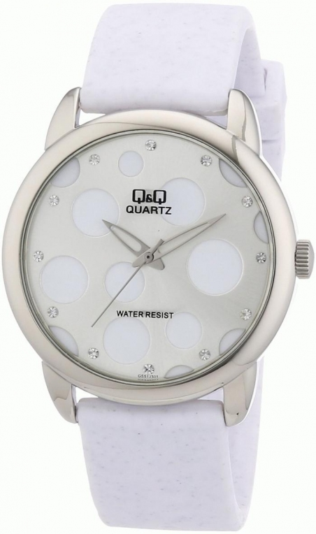 Жіночий годинник Q&Q GS51J301Y