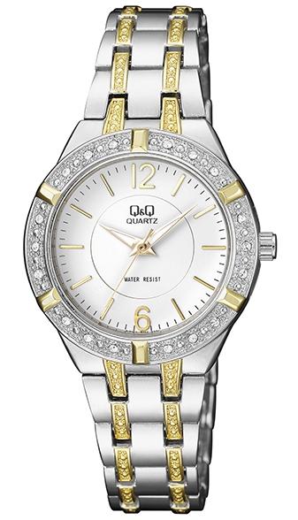Женские часы Q&Q F557-401Y