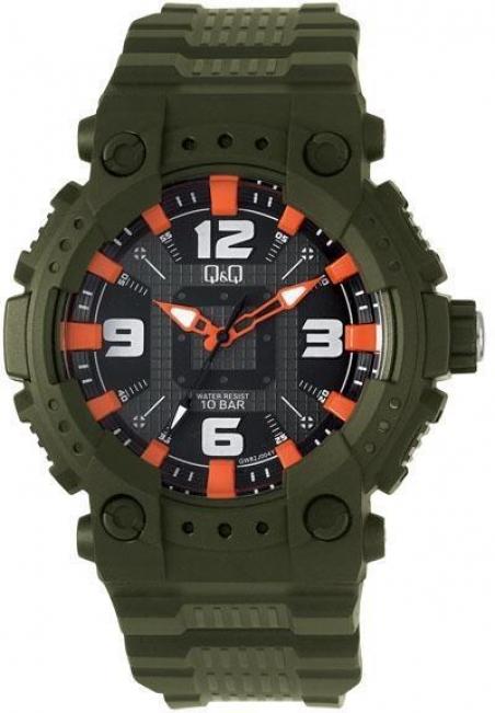 Чоловічий годинник Q&Q GW82J004Y