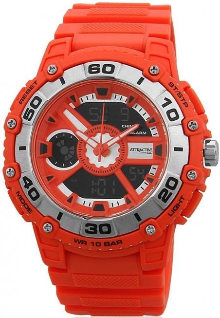 Чоловічий годинник Q&Q DE10J312Y