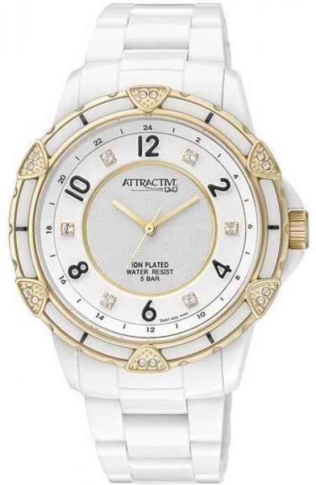 Жіночий годинник Q&Q DA57J002Y