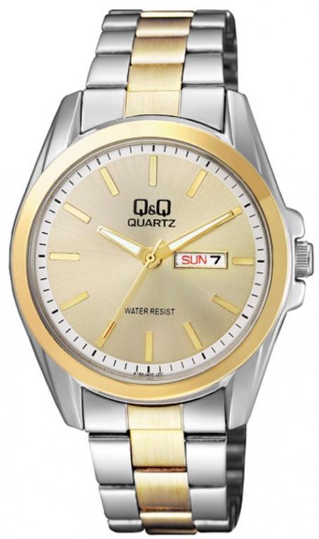 Мужские часы Q&Q A190-400Y
