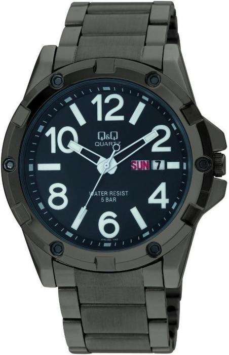 Мужские часы Q&Q A150J405Y