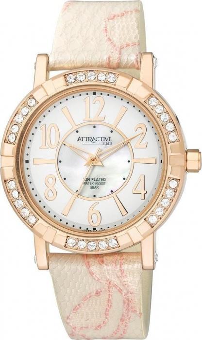 Женские часы Q&Q DA59J104Y