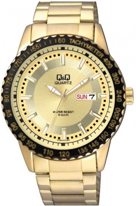 Чоловічий годинник Q&Q A194-010Y