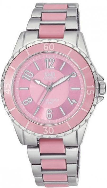 Женские часы Q&Q F461-415Y