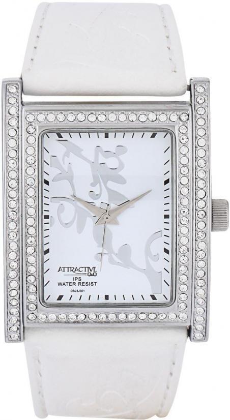 Жіночий годинник Q&Q DB23J301Y