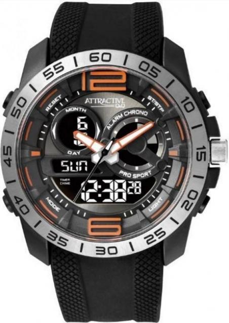 Мужские часы Q&Q DE11J302Y