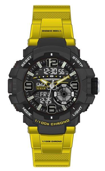 Мужские часы Q&Q GW86J802Y