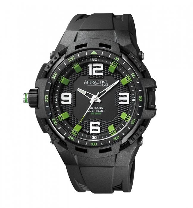 Мужские часы Q&Q DA70J003Y