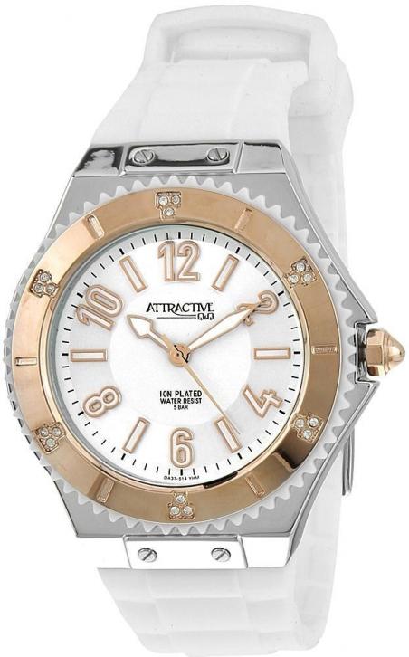 Жіночий годинник Q&Q DA37J514Y