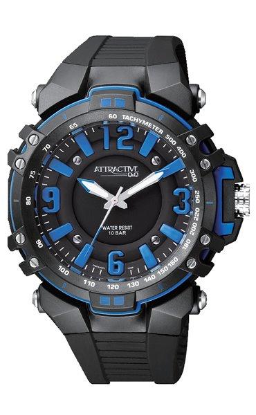 Мужские часы Q&Q DG04J003Y
