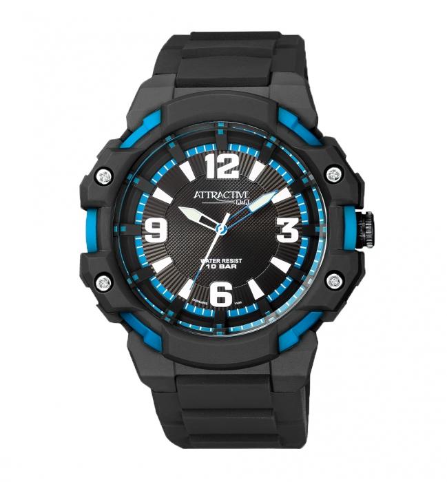 Мужские часы Q&Q DG06J002Y