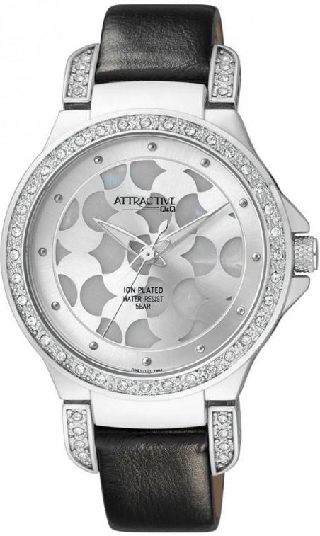 Жіночий годинник Q&Q DA81J301Y