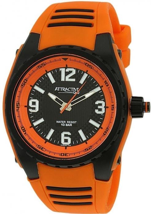 Мужские часы Q&Q DA48J001Y