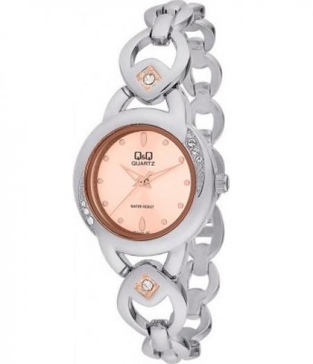 Женские часы Q&Q F513-400Y