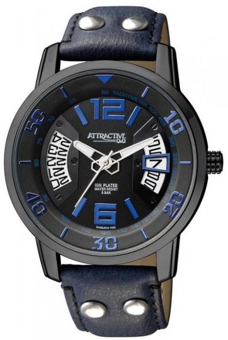 Мужские часы Q&Q DA68J515Y