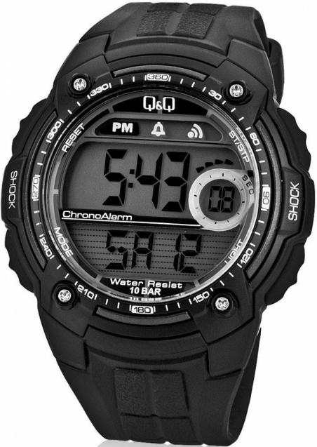Чоловічий годинник Q&Q M075J001Y