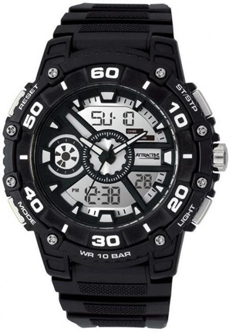 Чоловічий годинник Q&Q DE10J501Y