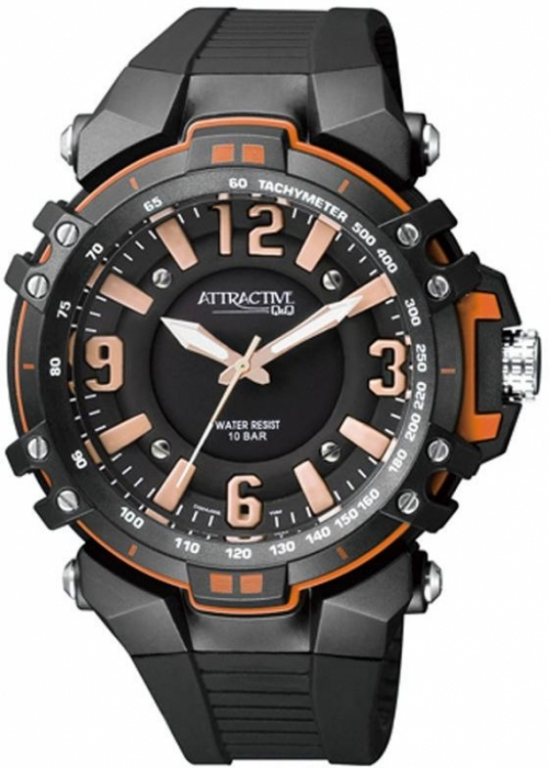 Мужские часы Q&Q DG04J006Y