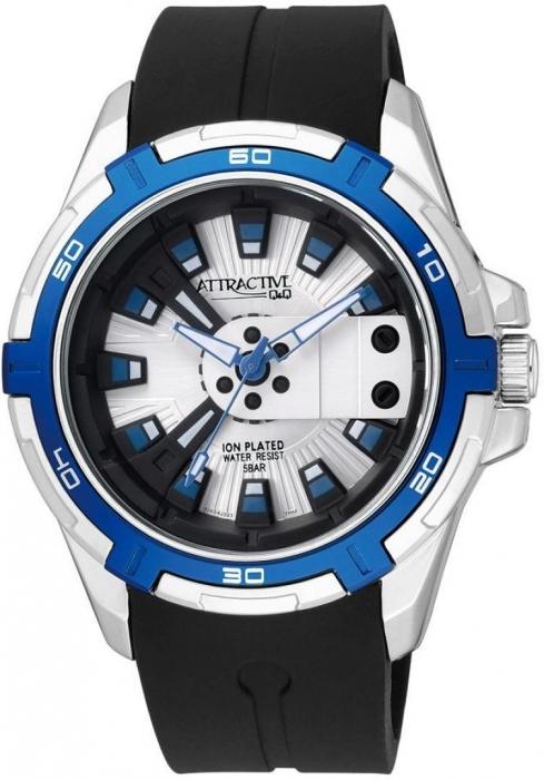 Мужские часы Q&Q DA54J321Y