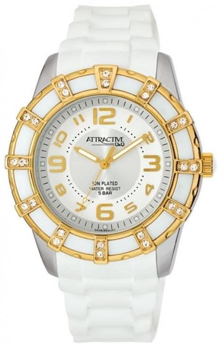Женские часы Q&Q DA39J504Y