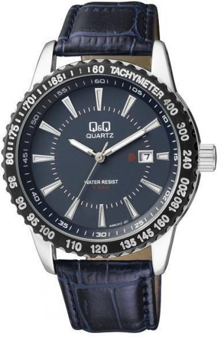 Чоловічий годинник Q&Q A450J312Y