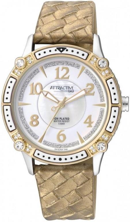 Женские часы Q&Q DA75J504Y