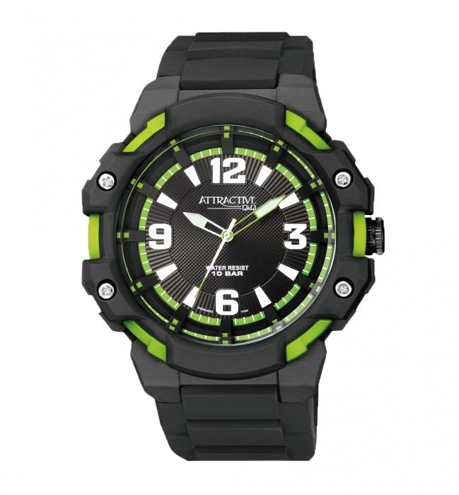 Мужские часы Q&Q DG06J005Y