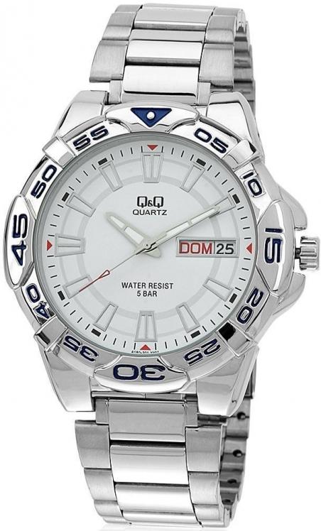 Мужские часы Q&Q A180J201Y
