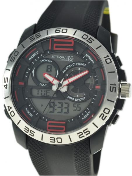 Мужские часы Q&Q DE11J301Y