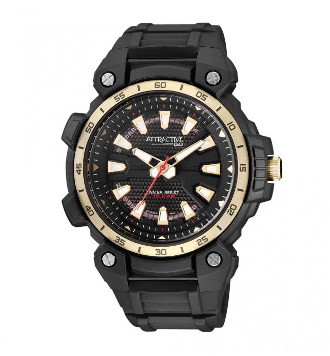 Мужские часы Q&Q DG18J004Y