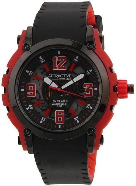 Чоловічий годинник Q&Q DA44J505Y