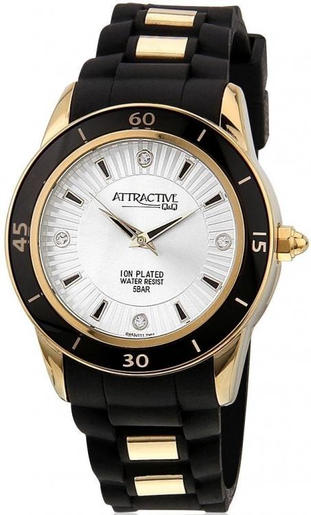 Жіночий годинник Q&Q DA43J111Y