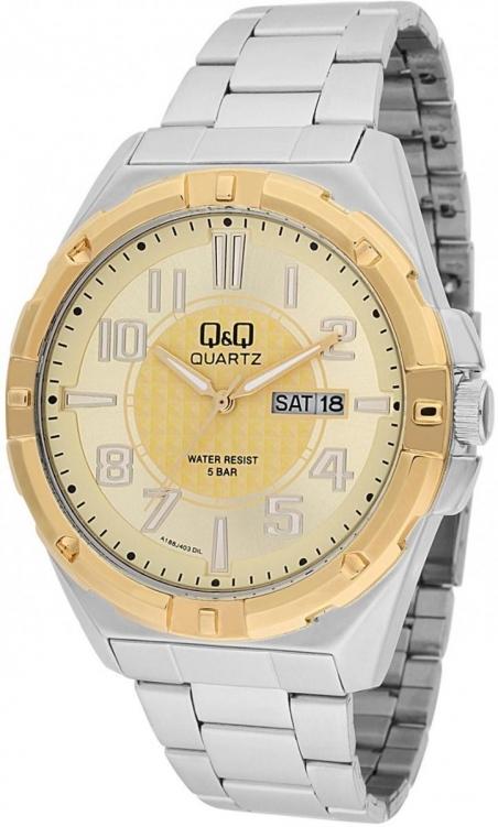 Чоловічий годинник Q&Q A188-403