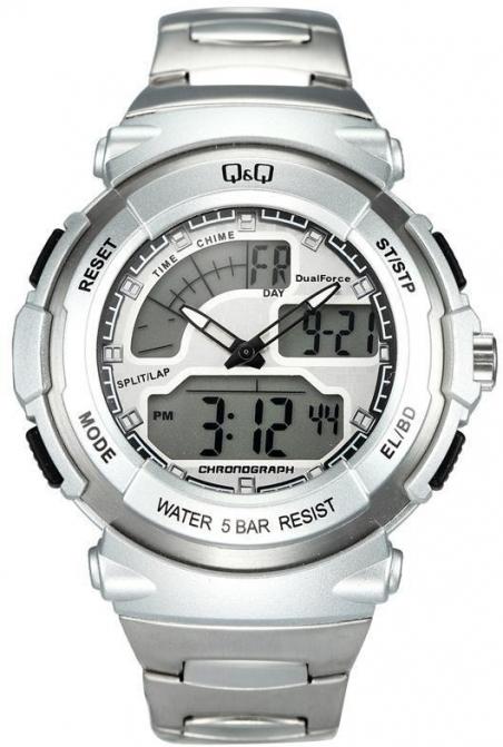 Чоловічий годинник Q&Q M012J201Y