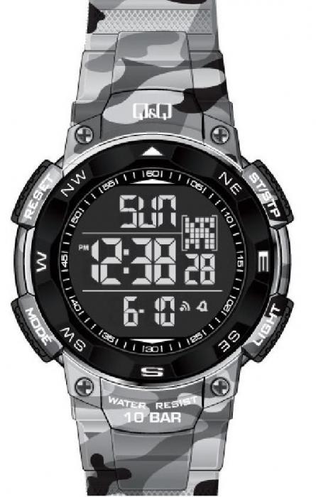 Мужские часы Q&Q M124J808Y