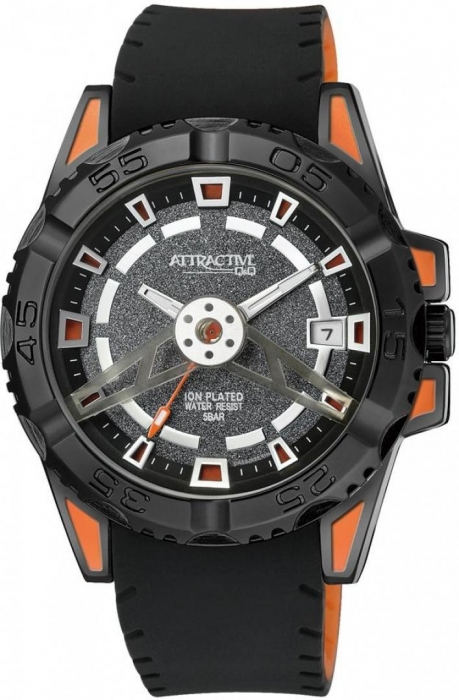 Мужские часы Q&Q DA52J522Y