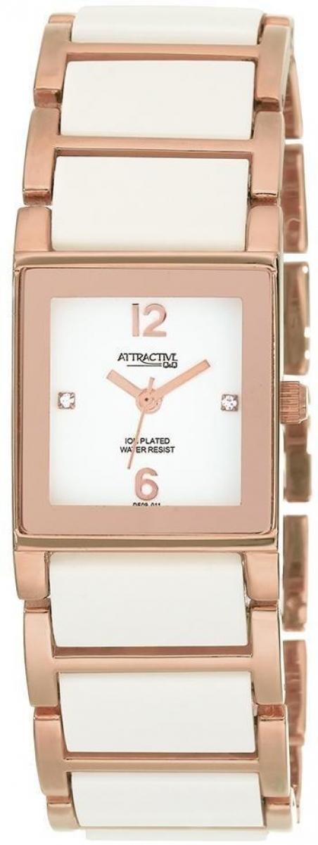 Жіночий годинник Q&Q DF09J011Y