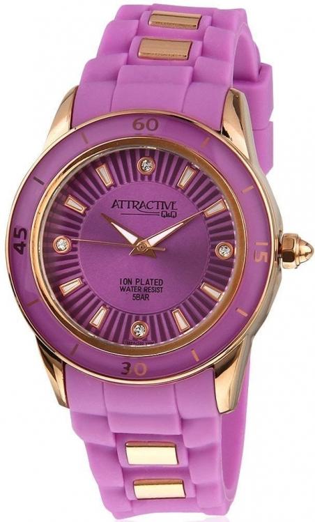 Женские часы Q&Q DA43J102Y