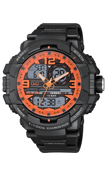 Мужские часы Q&Q GW86J009Y